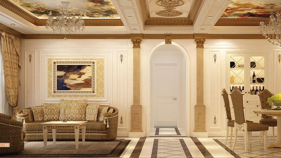 thiết kế căn hộ hateco la roma