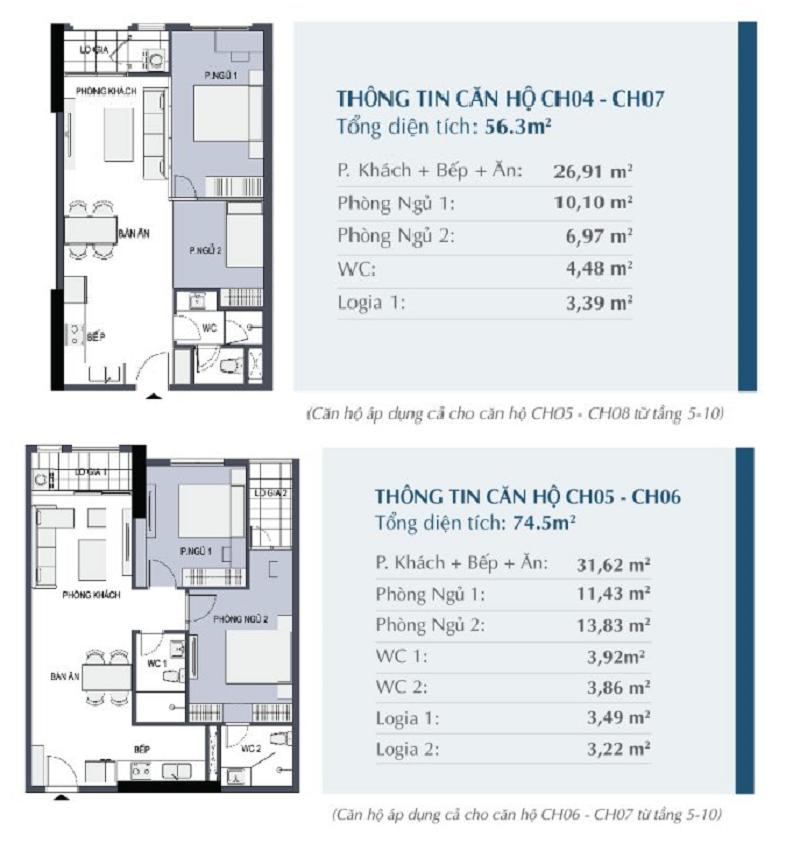 thiết kế căn hộ le capitole 27 thái thịnh