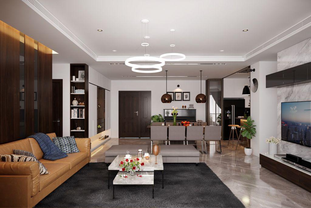 thiết kế chung cư infinity ciputra nam thăng long