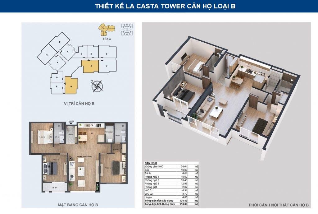 thiết kế căn hộ chb
