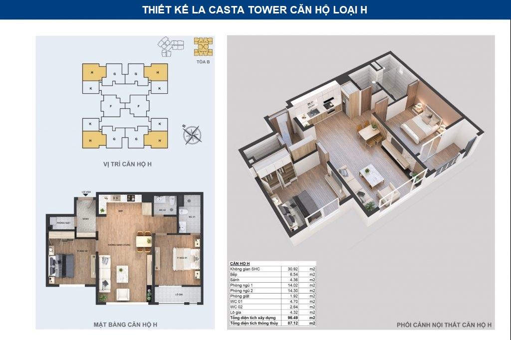 thiết kế căn hộ chh