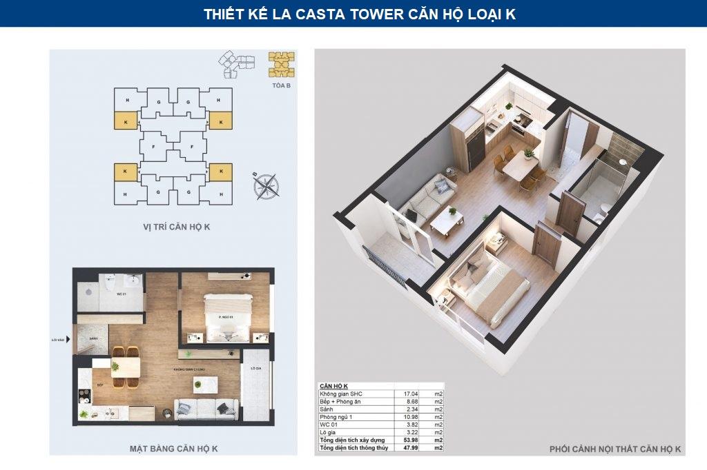 thiết kế căn hộ chk