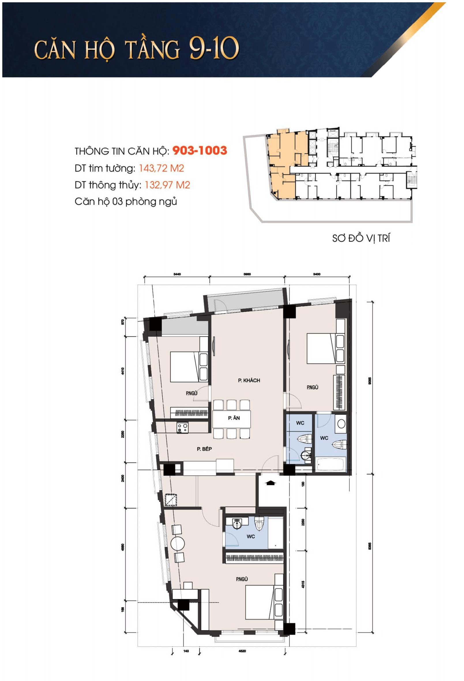 thiết kế t-place căn 903,1003
