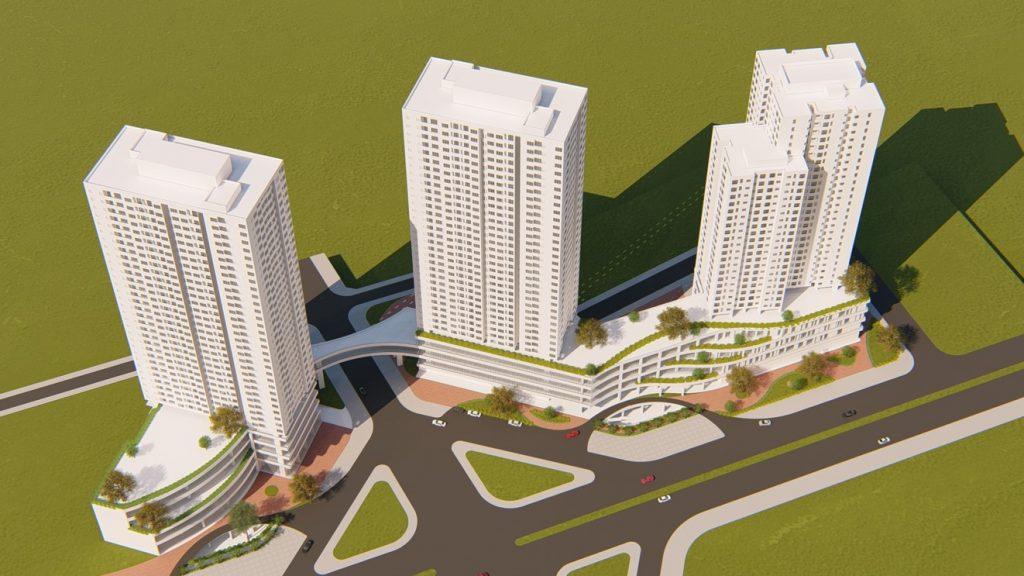 dự án tht light city hà đông