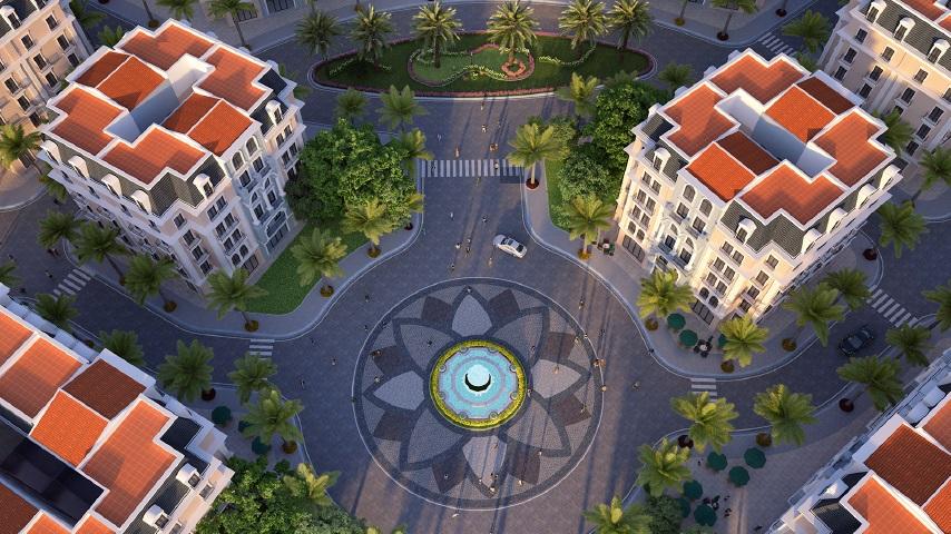 tiện ích dự án aqua city hạ long