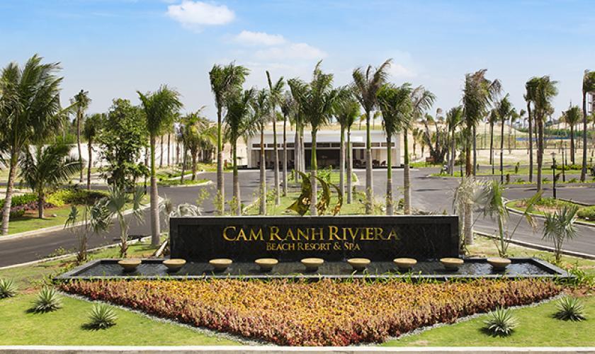 tiện ích dự án crystal holidays cam ranh riviera