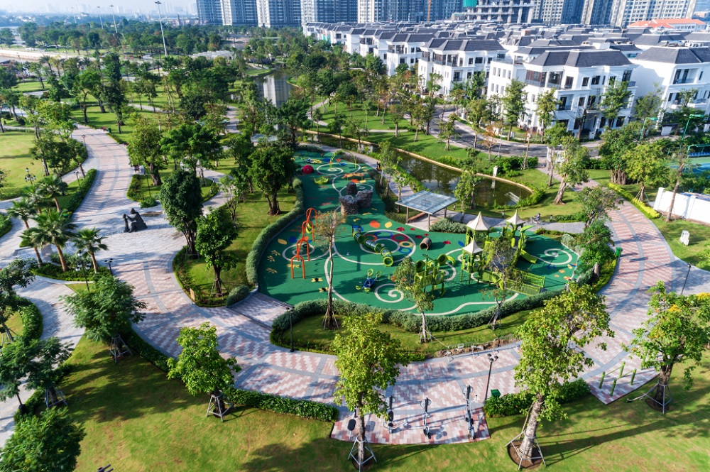 tiện ích dự án vinhomes wonder park