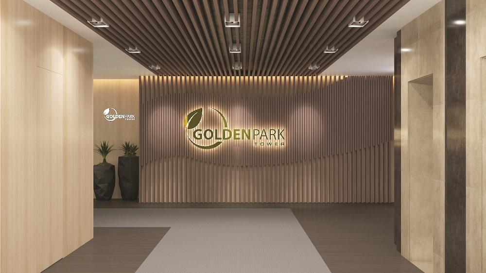tiện ích chung cư golden park