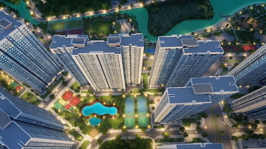 tiện ích dự án imperia smart city
