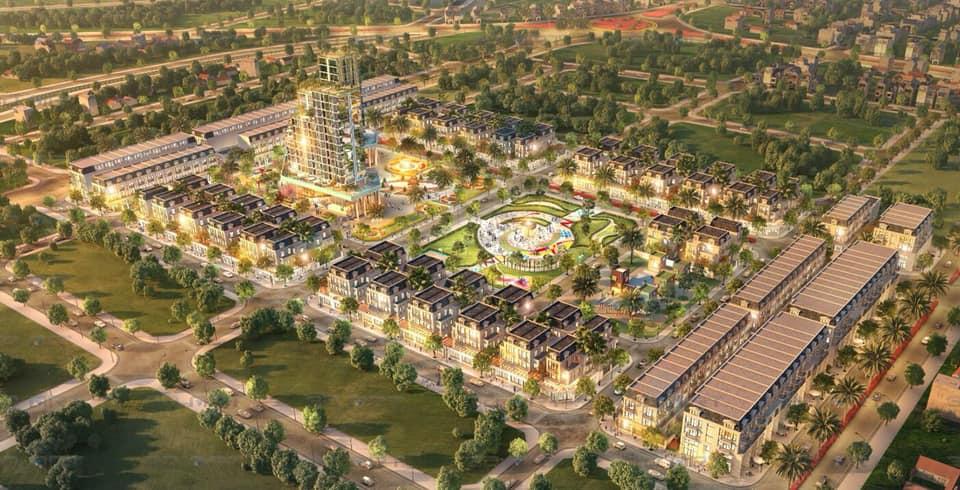 dự án tnr grand palace thái bình
