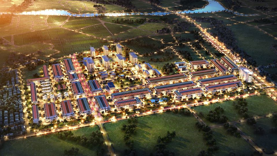 Dự án TNR Star Quế Võ Bắc Ninh Mở Bán Biệt Thự Liền Kề Phân Lô