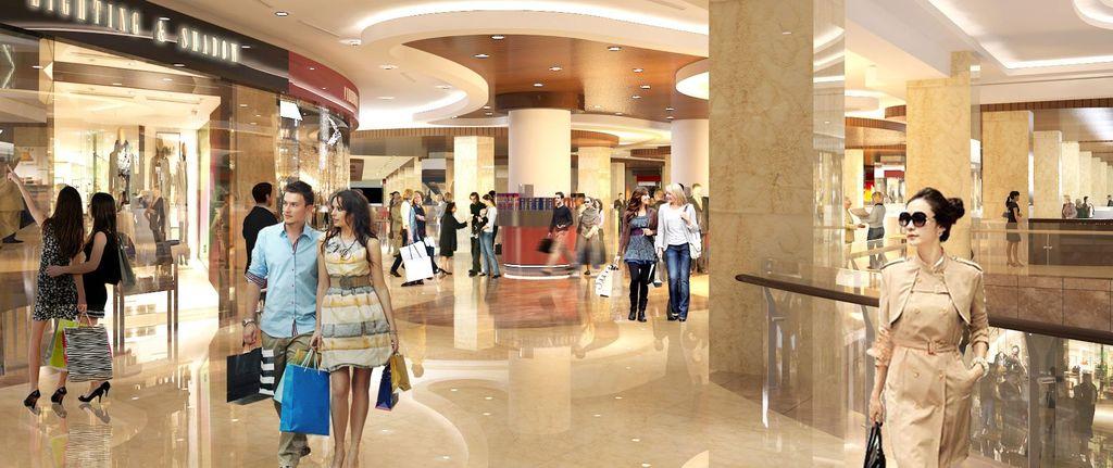 trung tâm thương mại chung cư grandeur palace giảng võ