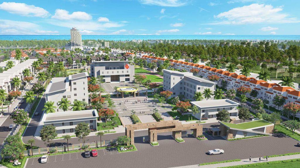 trường học phú hải riverside