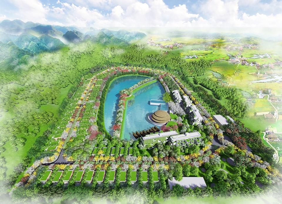 dự án vedana resort ninh bình
