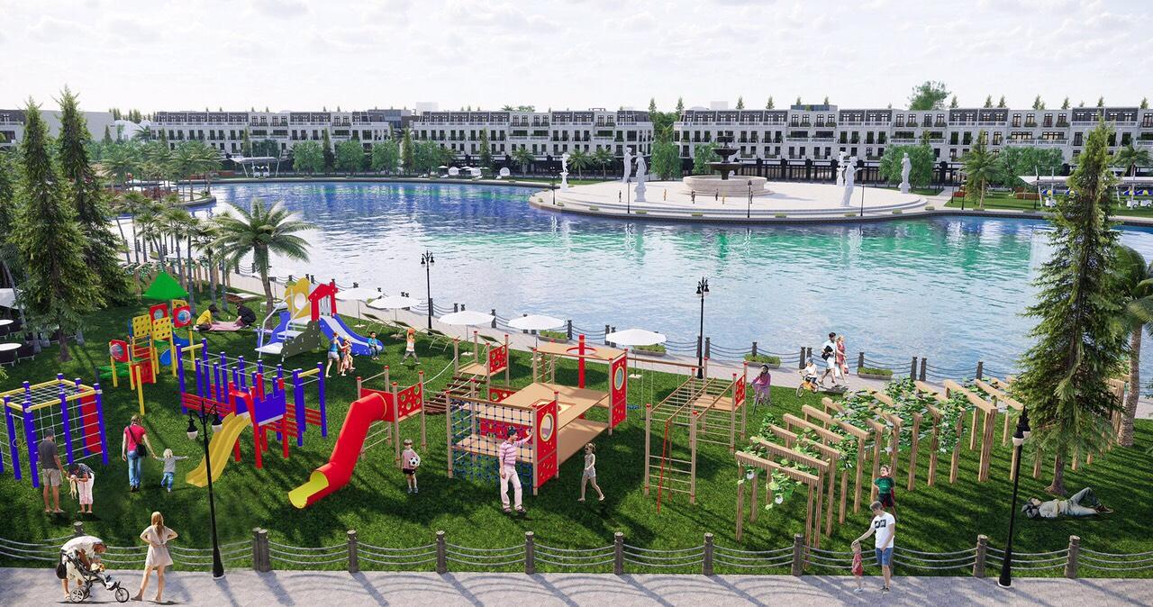 tiện ích dự án vĩnh yên center city