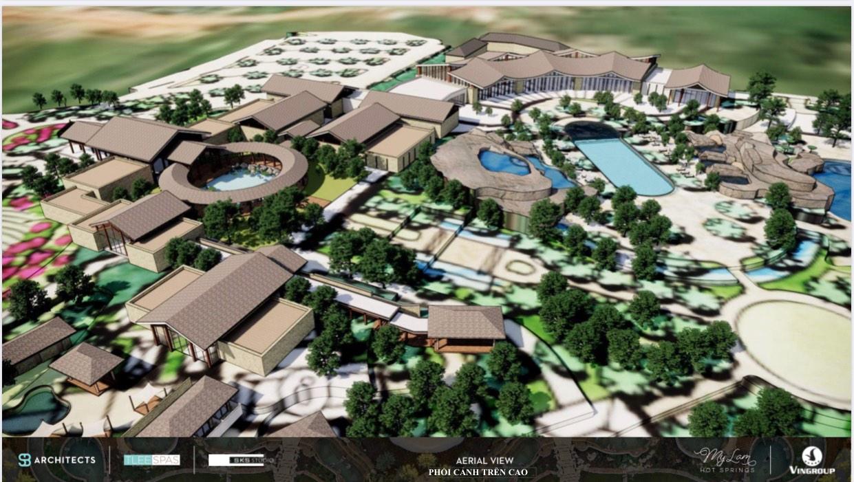 tiện ích dự án Spring Hill Tuyên Quang